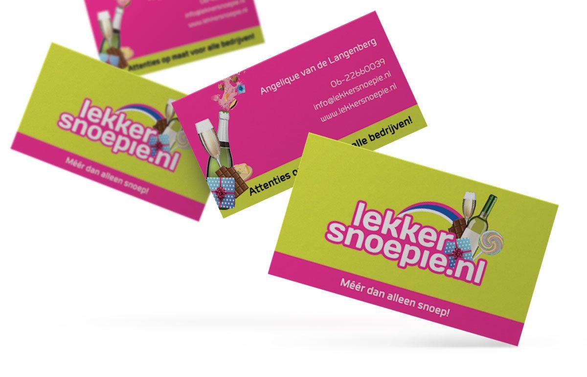 visitekaartje-Lekkersnoepie.nl