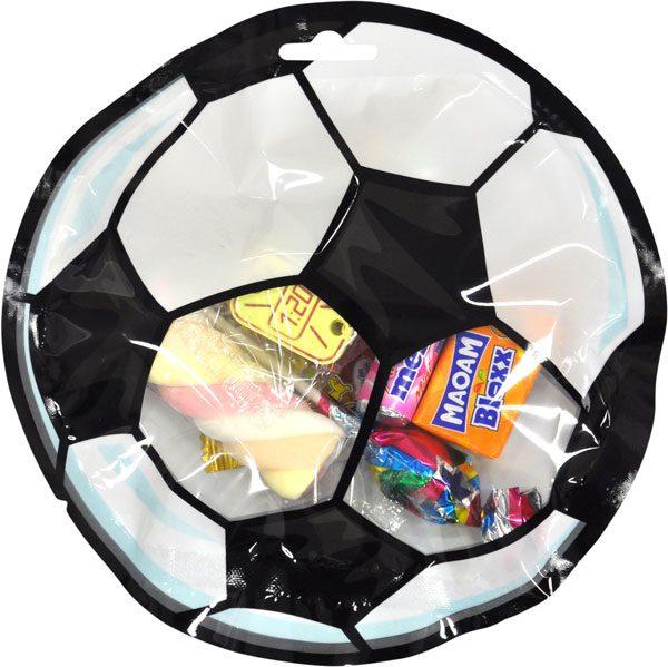 Snoepzak voetbal