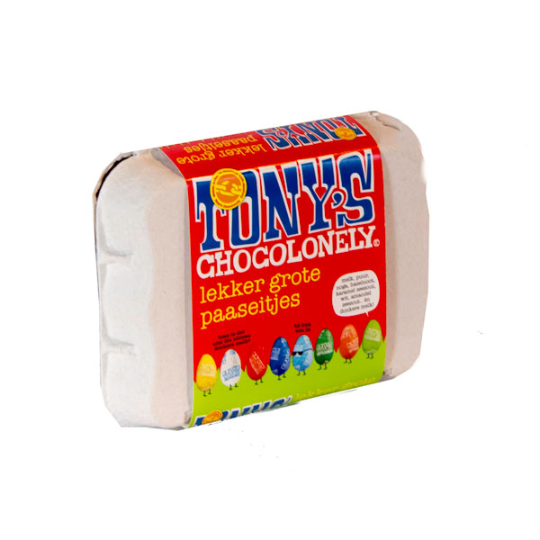 Tony's chocolonely eitjes