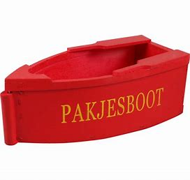 Pakjesboot hout