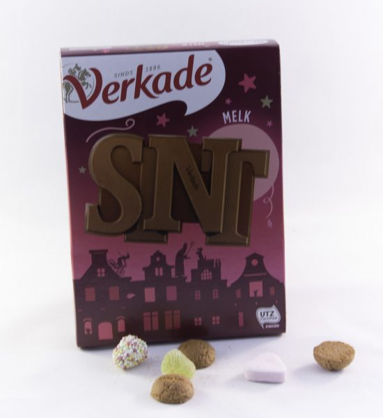 Chocolade letter sint