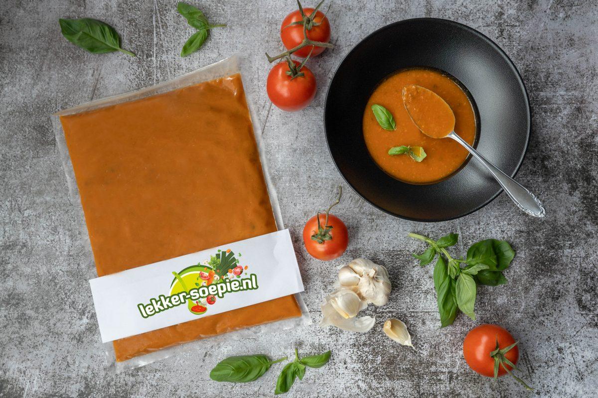 Lekkersoepie tomaat