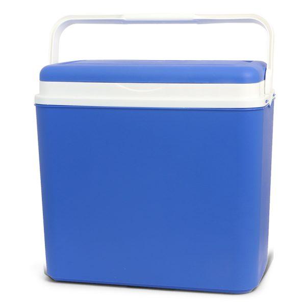 Koelbox blauw