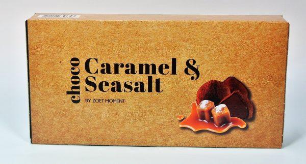 Choco karamel zeezout
