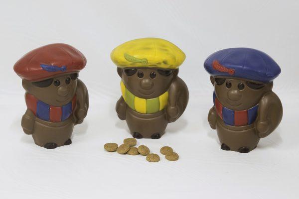 Chocolade pieten