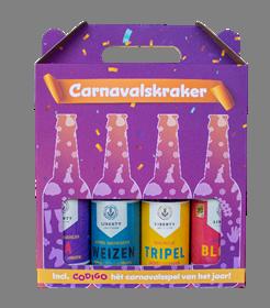 Carnavalskraker speciaal bier