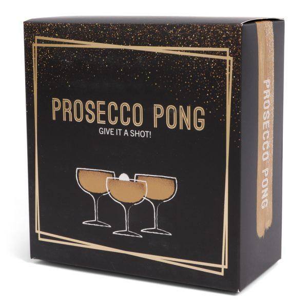 Prosecco pong spel