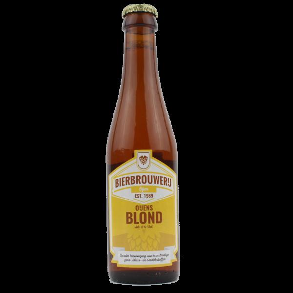 Oijens Blond bier