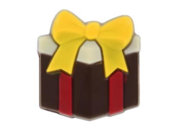 Chocolade cadeau sint melk of puur