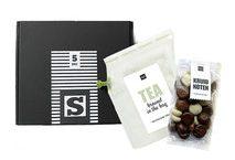 Chocolade kruidnoten teabrewer geschenkdoosje