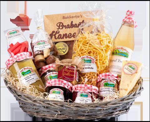 Echt Brabants kerstpakket