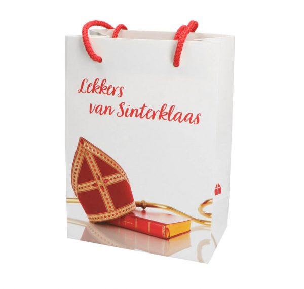 Geschenktasje lekkers van Sinterklaas