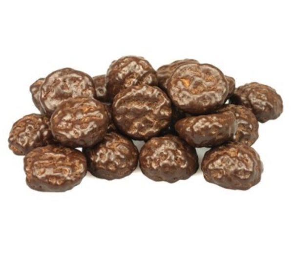 Chocolade pepernoten puur