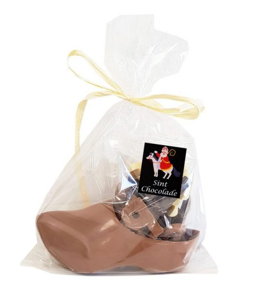 Sint klomp chocolade 220 gram